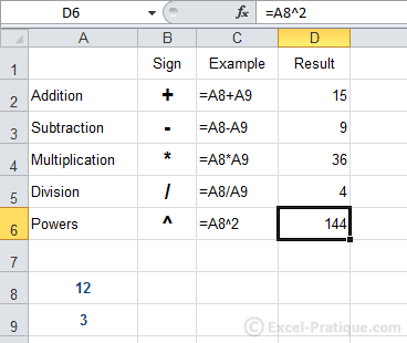 display after editing values excel formulas calculations functions