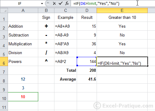fill correct excel if function copying formulas