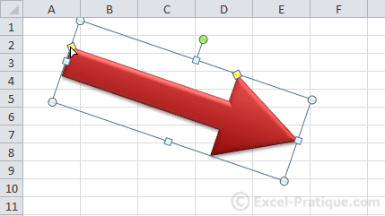 edit widths2 excel inserting shapes
