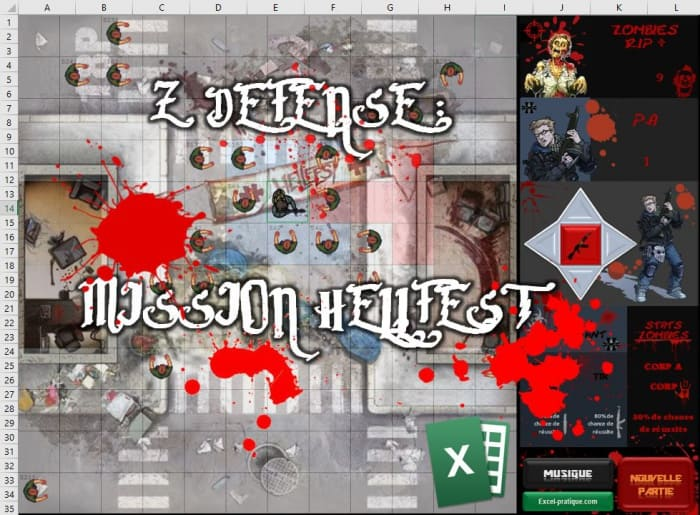 z defense mission hellfest excel