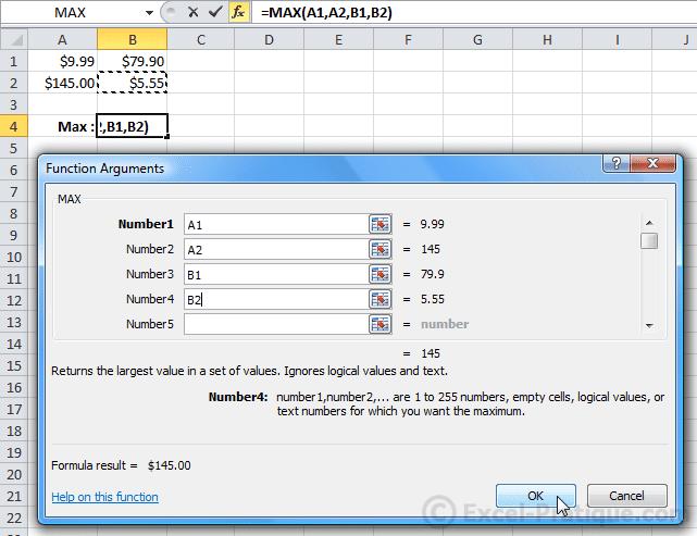 max function2 - max