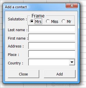 UserForm VBA Course English - منتدى الاكسيل Excel - أوفيسنا
