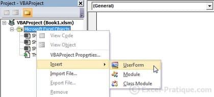 usf - userform