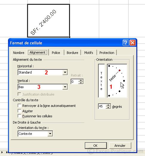 4 - format et mise en forme