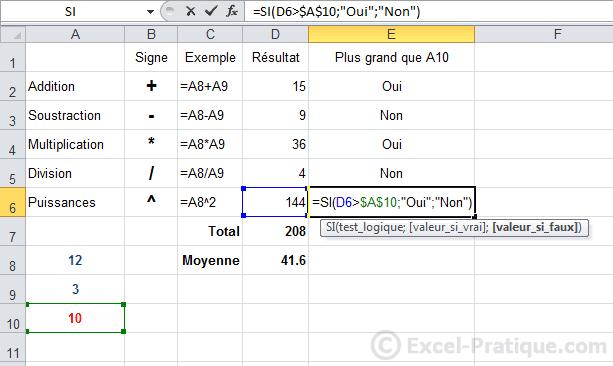 recopie ok - excel fonction si recopie formules