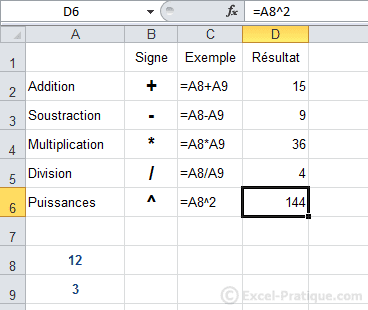 apercu apres modification valeurs - excel formules calculs fonctions