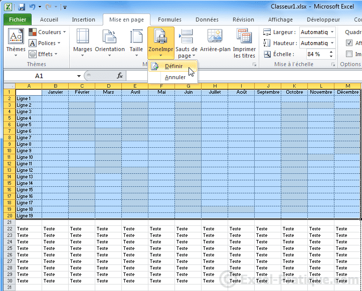 how to join excel pages