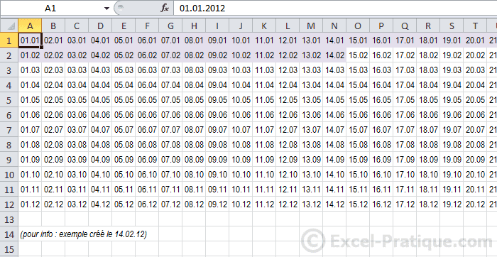 apercu mfc dates - excel mises en forme conditionnelles exemples3