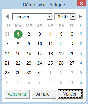 excel-datepicker-personnalise - date-picker