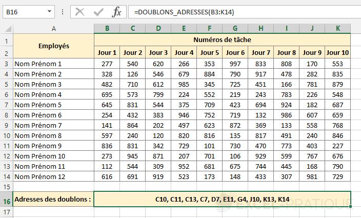 fonction-excel-adresses-doublons - doublons-adresses