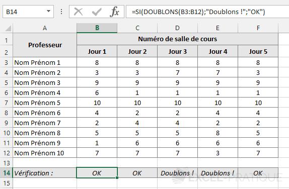 fonction-excel-test-si-doublons - doublons