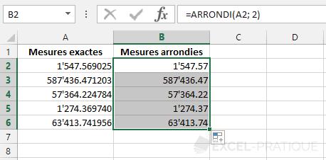 fonction-excel-arrondi-nombre-etire - arrondi