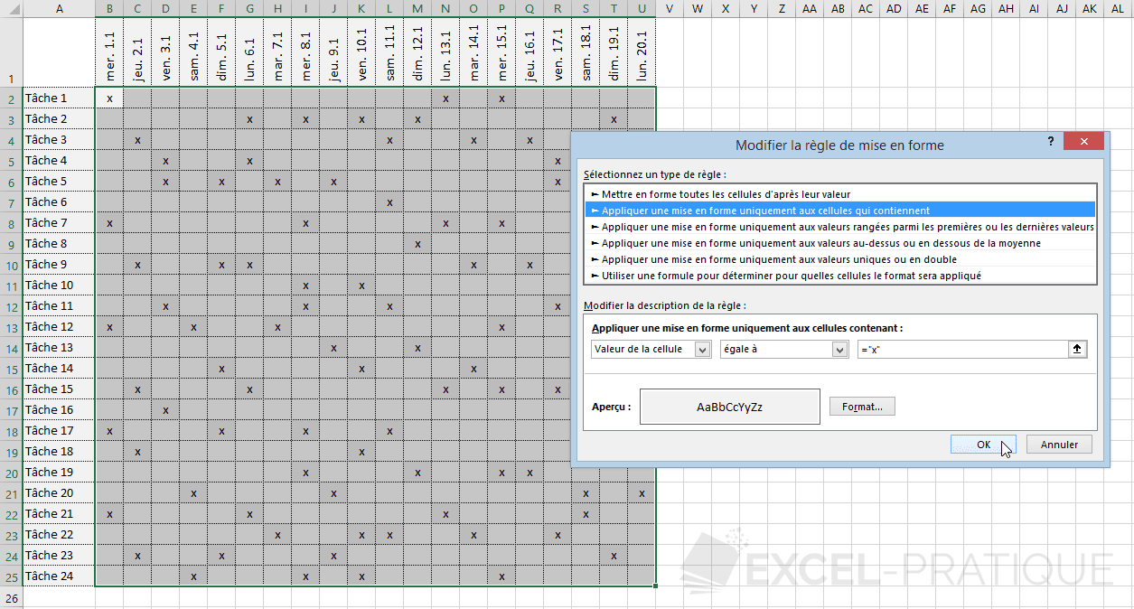 excel mfc planning personnalisee