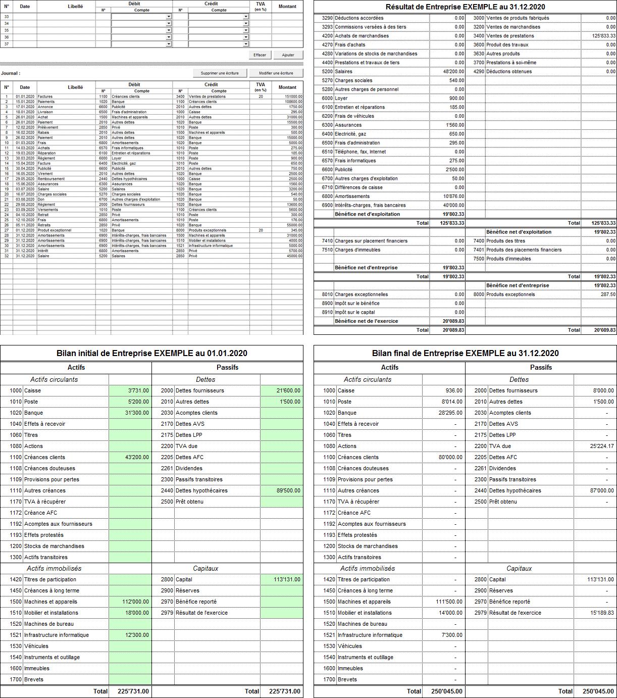 logiciel compta pratique excel png de comptabilite