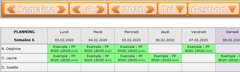 planning-excel-horaires-semaine - tutoriel planning