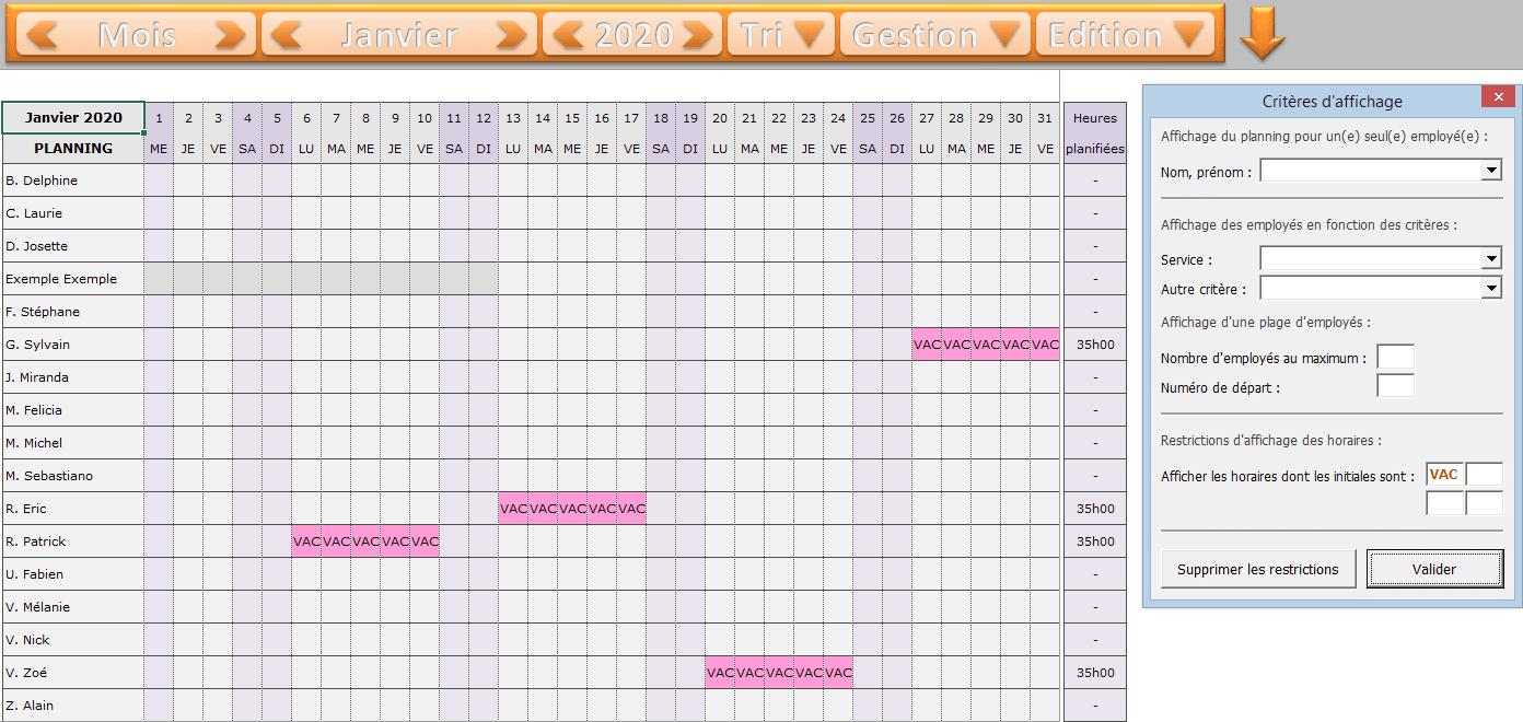 planning-excel-gestion-vacances - tutoriel planning suite