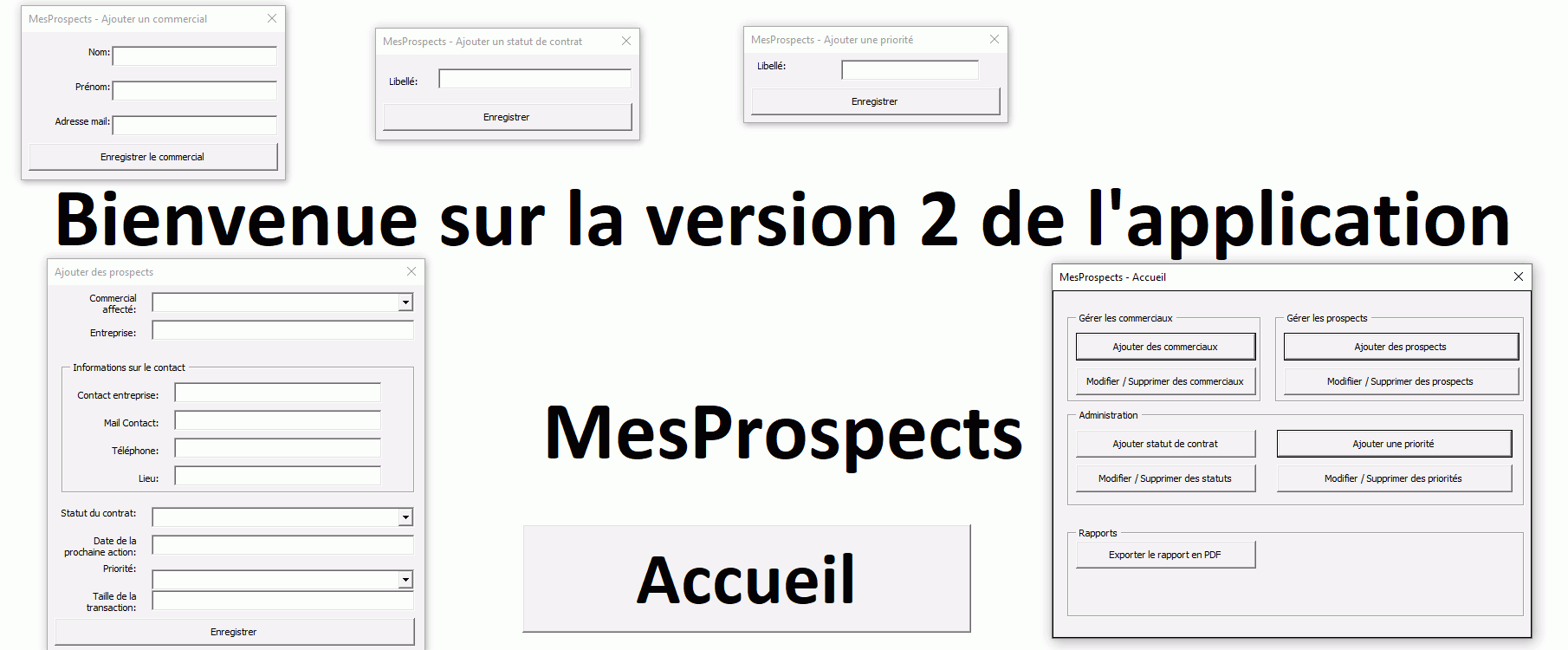excel prospects